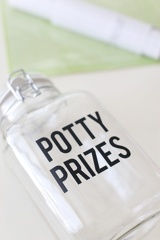 Craft Potty Prizes Jar For Potty Training See Vanessa Craft