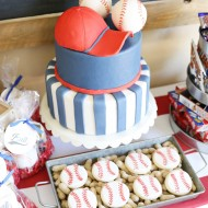 Party: Baseball Birthday Party with Arizona Diamondbacks