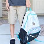 Kid Friendly: Back to School Morning Routine Chart