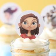Recipe: Lost in Oz Yellow Mason Jar Cupcakes