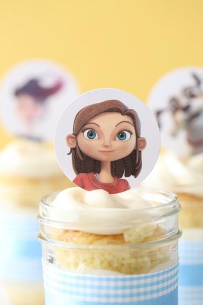Amazon Prime Lost in Oz Cupcake Jars