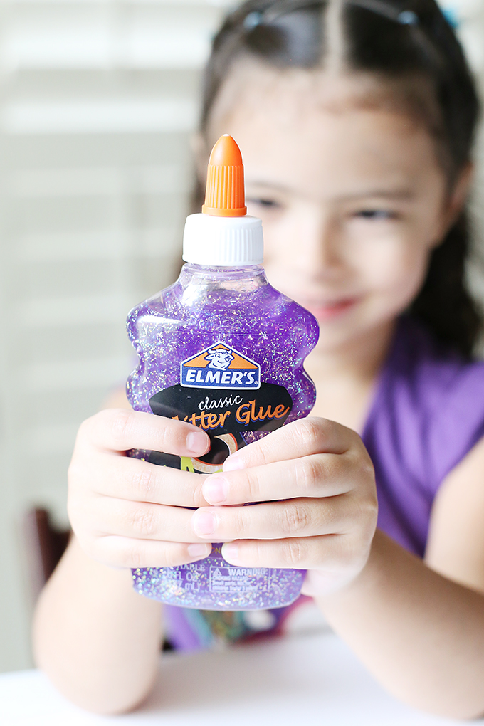 Unicorn Glitter Slime Recipe 1 copy