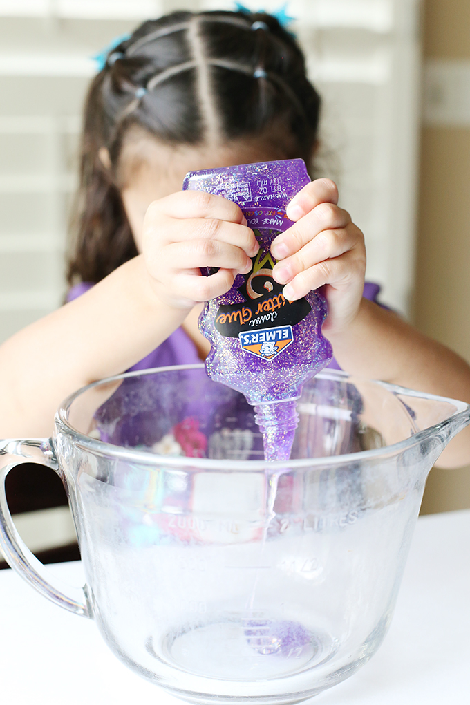 Unicorn Glitter Slime Recipe 2 copy