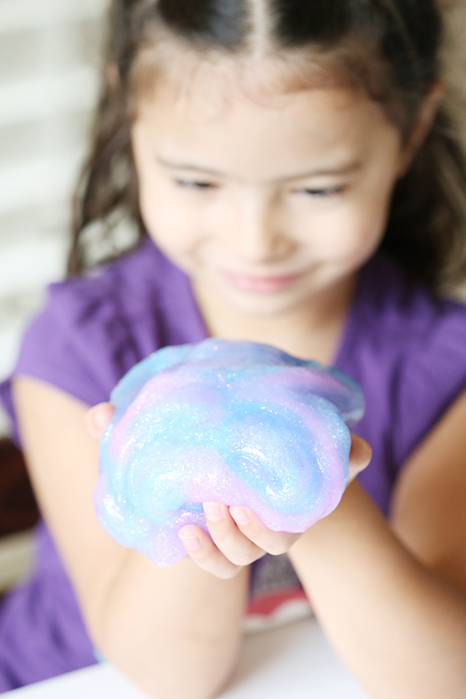 Unicorn Glitter Slime Recipe 6 copy