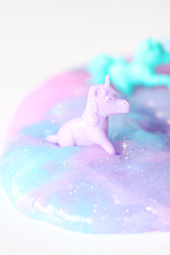 Unicorn Glitter Slime Recipe 9 copy