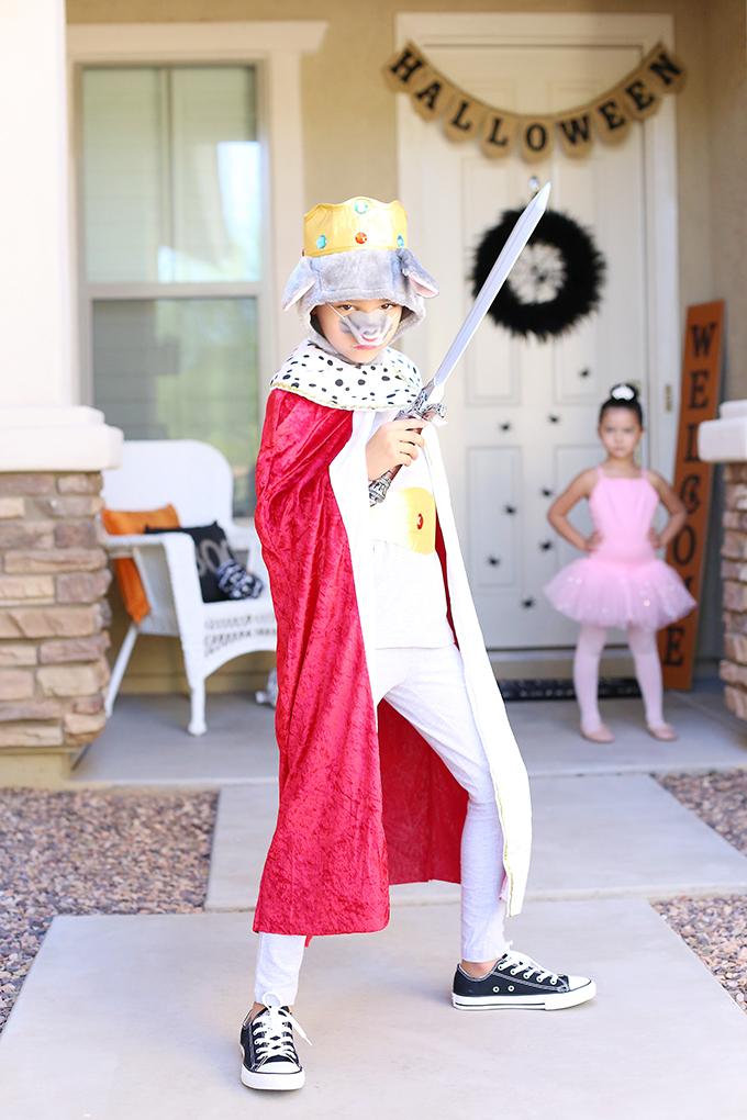 Easy Halloween Family Nutcracker Costume 2 copy