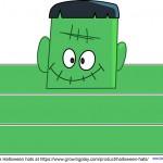 Halloween: Frankenstein Hat and Halloween Games