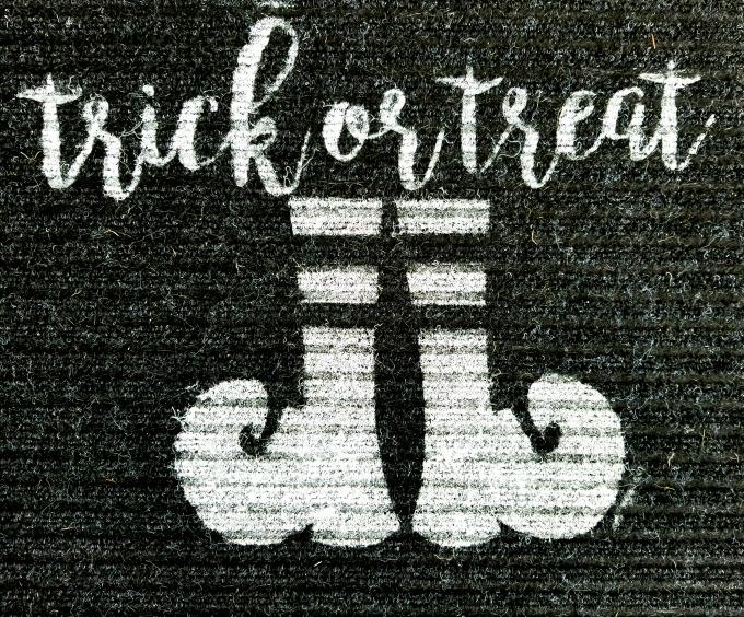Halloween Doormat 3