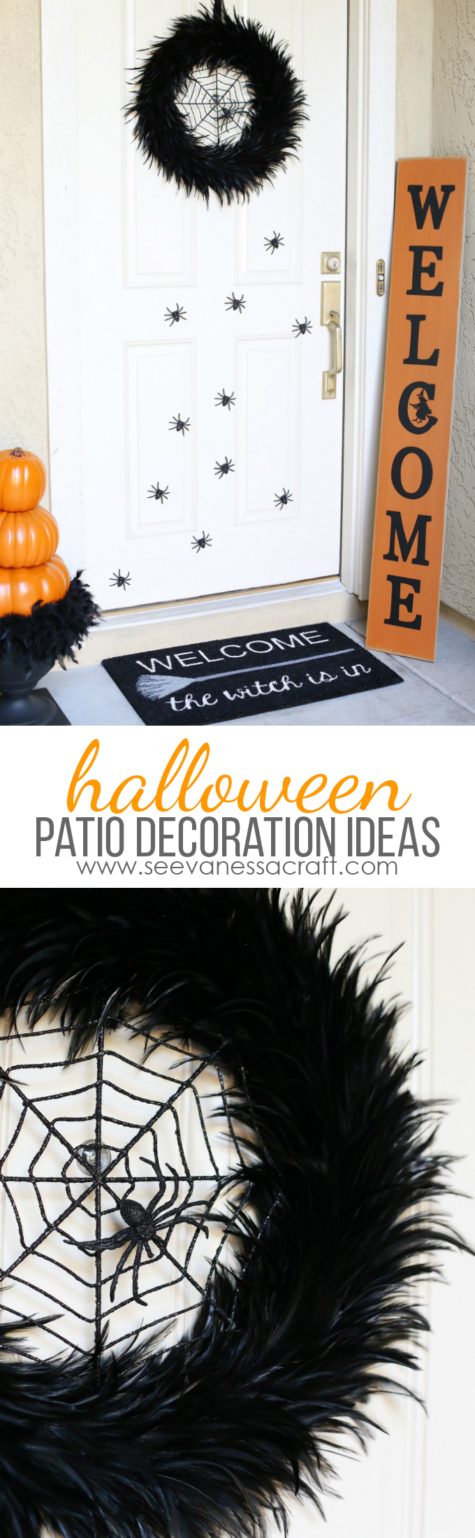 Halloween Patio Decoration Ideas