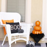 Halloween: Outdoor Patio Decoration Ideas