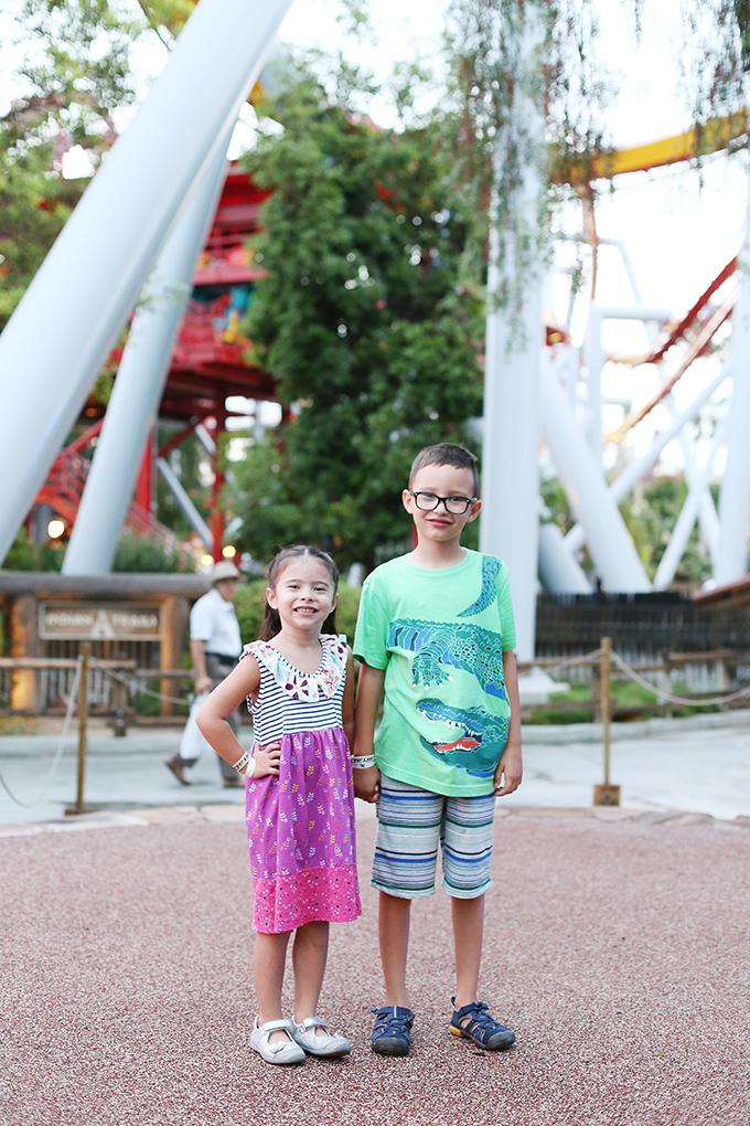 Knotts Berry Farm Roller Coasters copy