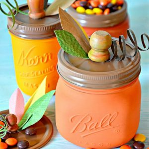 Pumpkin Craft Tutorials for Halloween and Thanksgiving