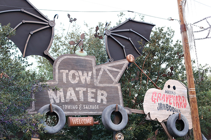 Disneyland Cars Land Halloween 1 copy