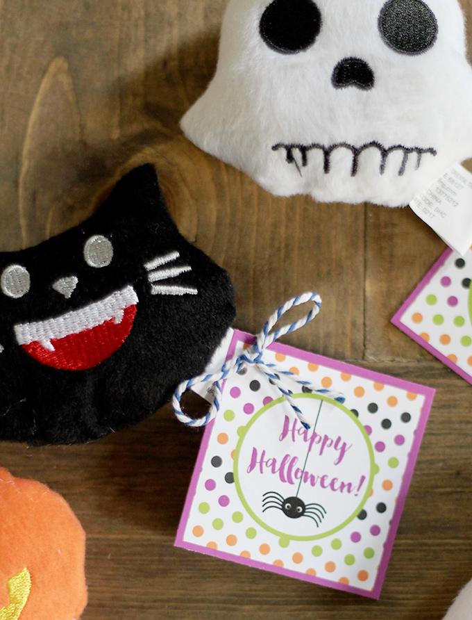 Halloween Printable Tags 2