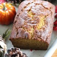 Halloween: Pumpkin Honey Beer Bread Recipe