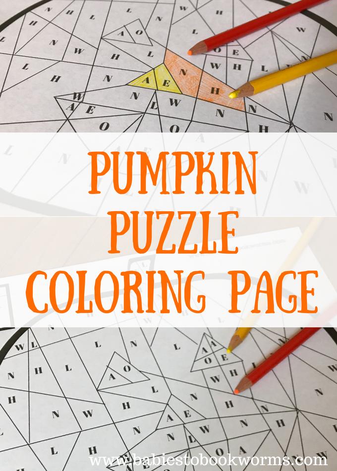 Pumpkin-Puzzle-Coloring-Page