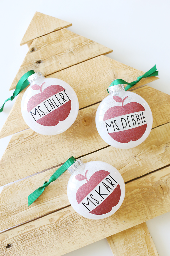 Teacher Ornament Christmas Gift Idea 10 copy