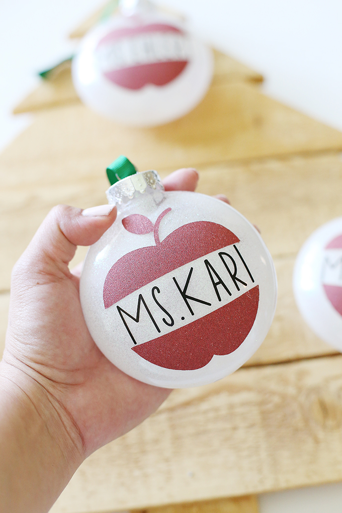 Teacher Ornament Christmas Gift Idea 8 copy