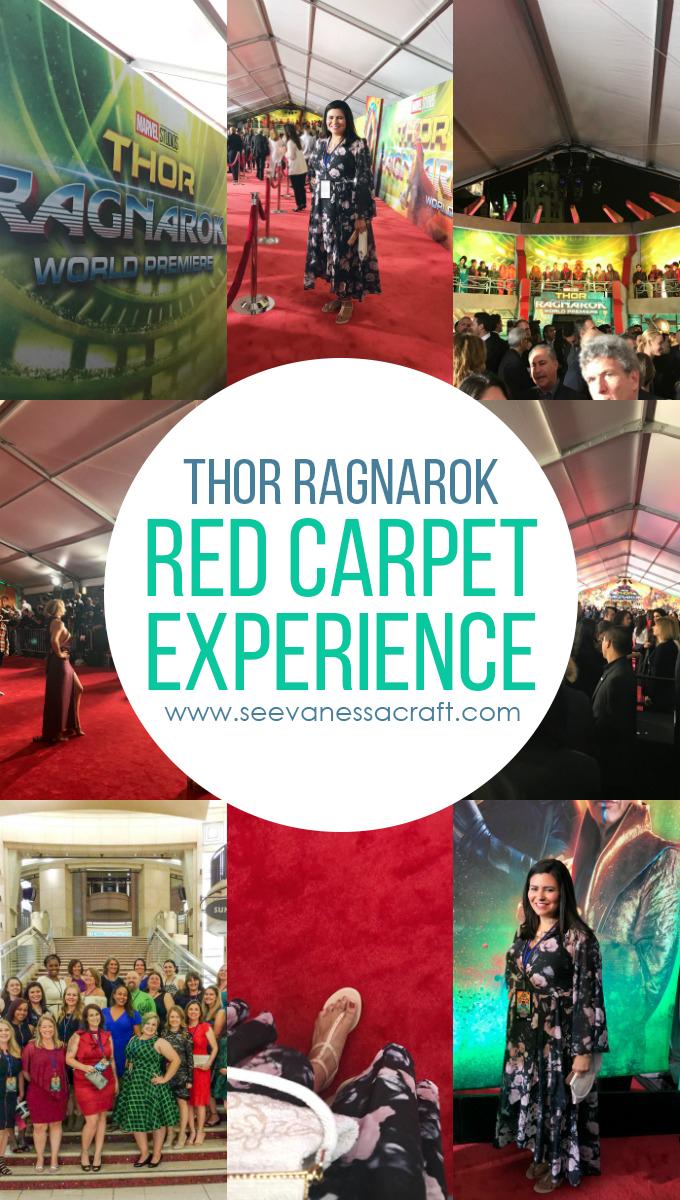 Thor Ragnarok Premiere Red Carpet