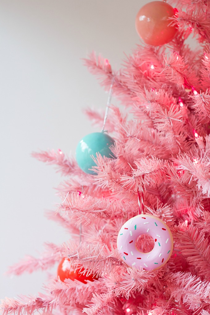 DIY-Donut-Ornaments