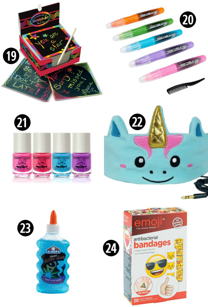Kid Friendly Stocking Stuffer Ideas
