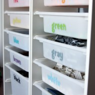 Kid Friendly: 25+ Toy and LEGO Organization Ideas