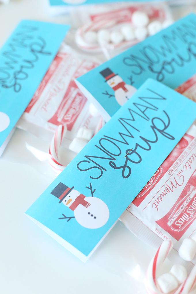 Snowman Soup Bag Toppers 3 copy