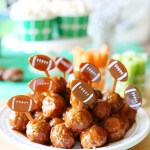 Recipe: Instant Pot Honey Barbecue Meatballs for Game Day