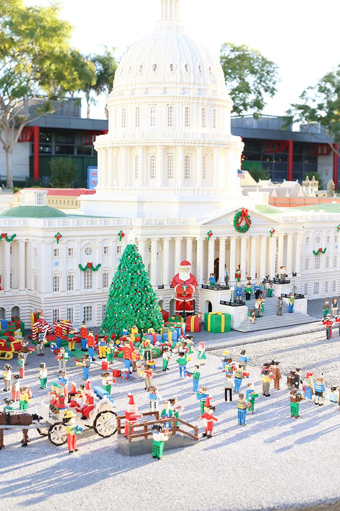 LEGOLAND Holidays Minitown copy