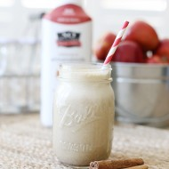 Recipe: Dairy Free Apple Pie Protein Shake