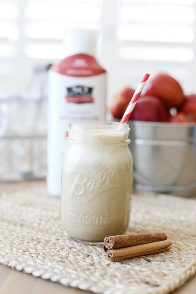 Easy Apple Pie Protein Shake Recipe