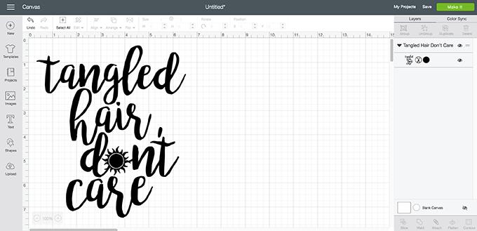 How to use Cricut Design Studio