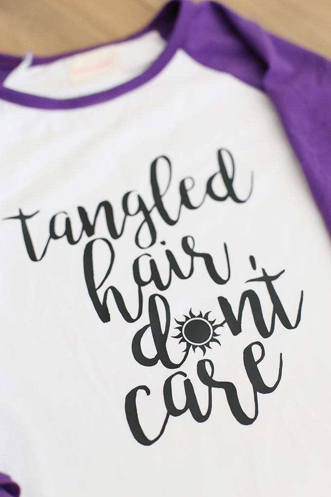 Tangled Hair Shirt 1 copy