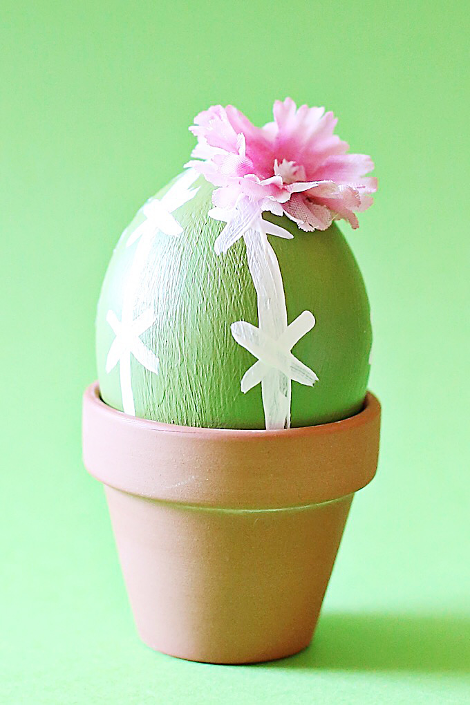 Arizona Cactus Easter Egg Tutorial copy