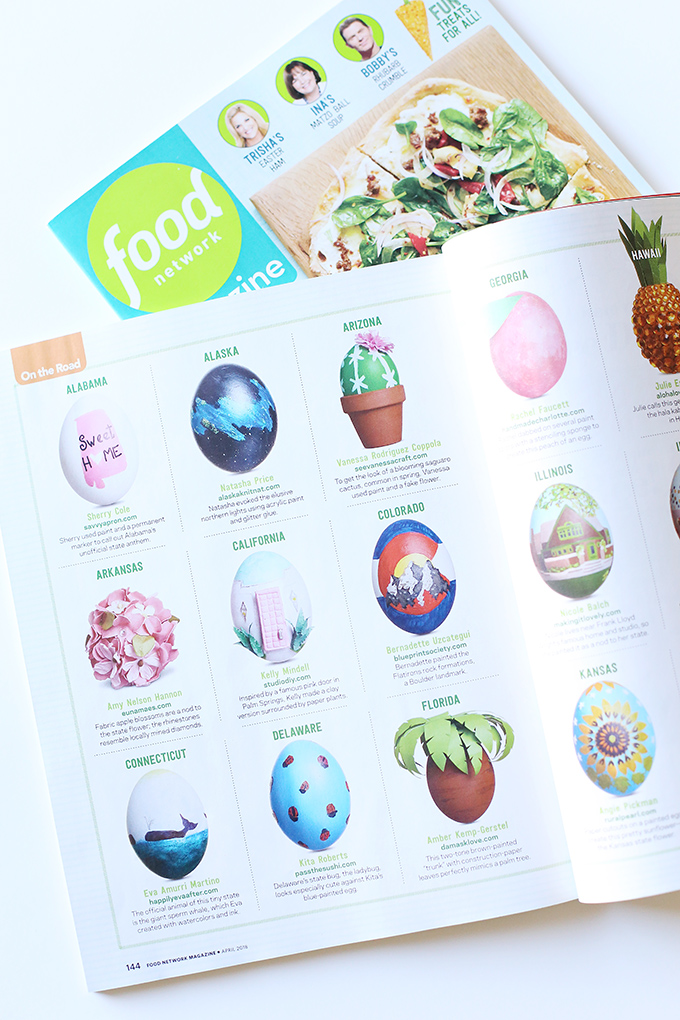 Food Network Magazine Arizona Easter Egg 2 copy