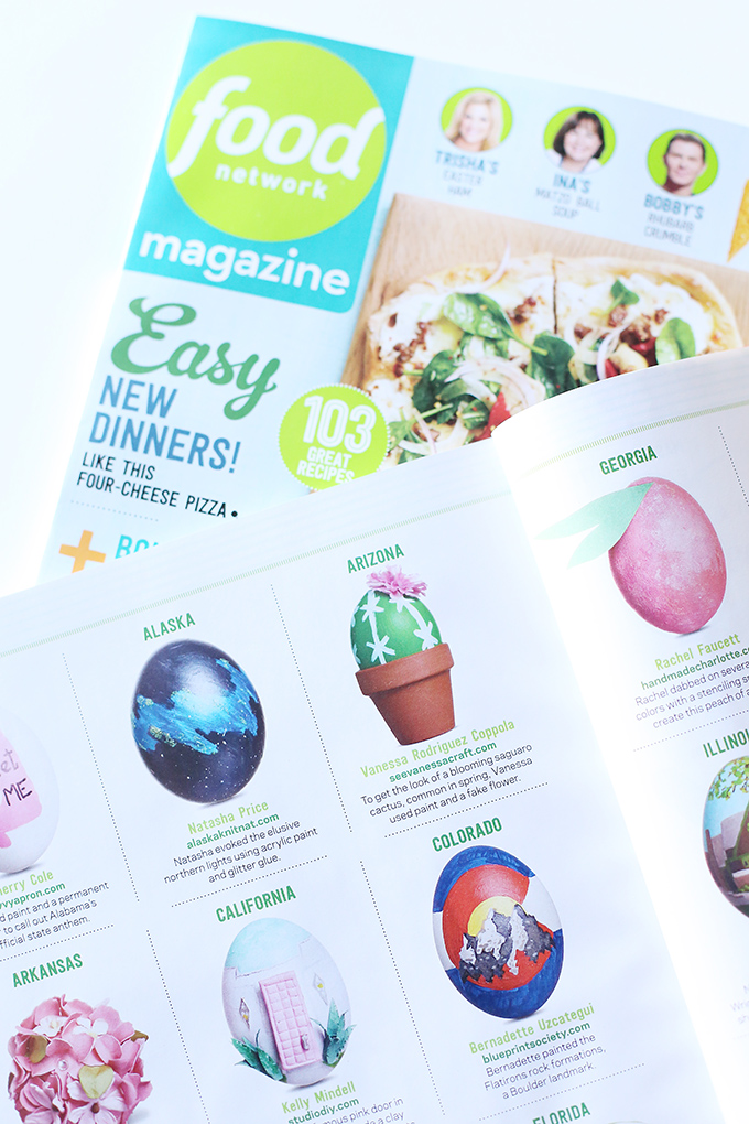 Food Network Magazine Arizona Easter Egg 3 copy