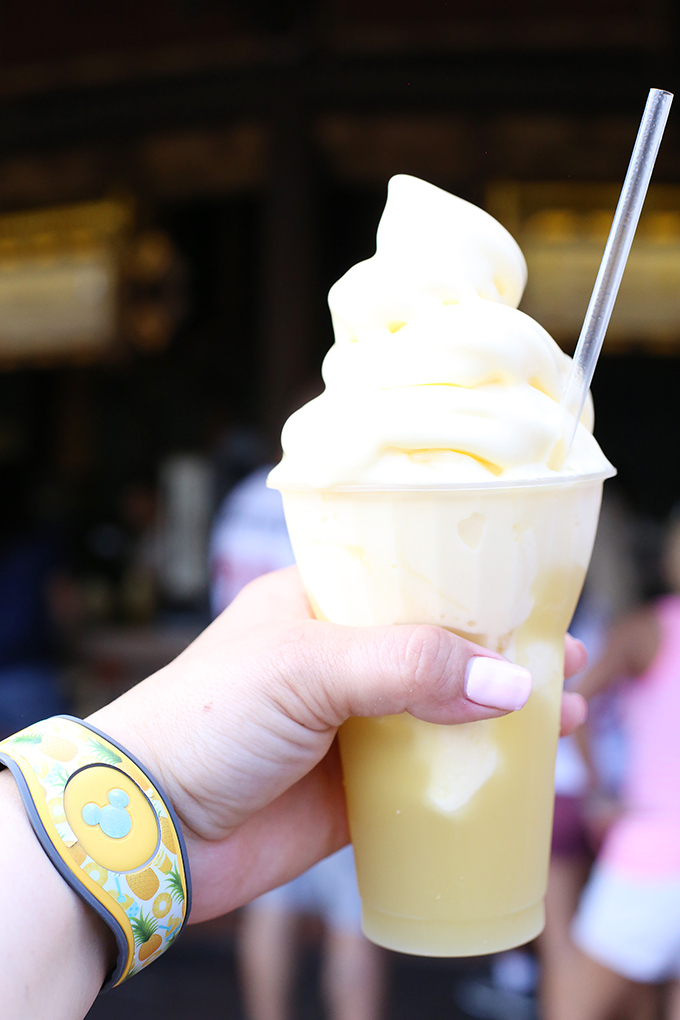 Magic Kindgom Dole Whip Float copy