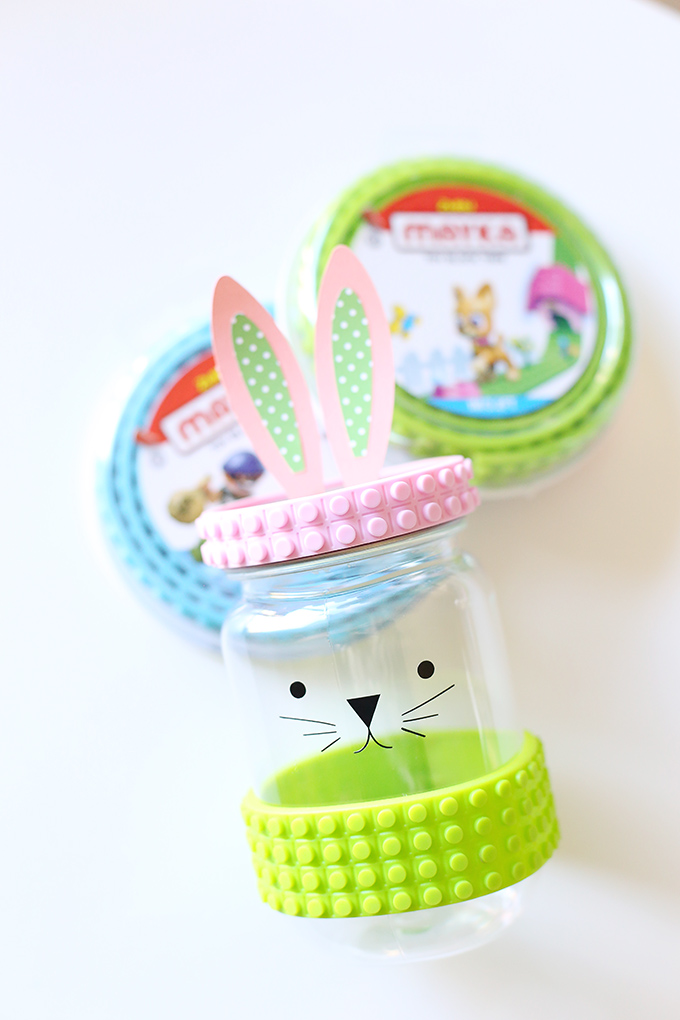 Mayka Tape Easter Bunny LEGO Jar 5 copy