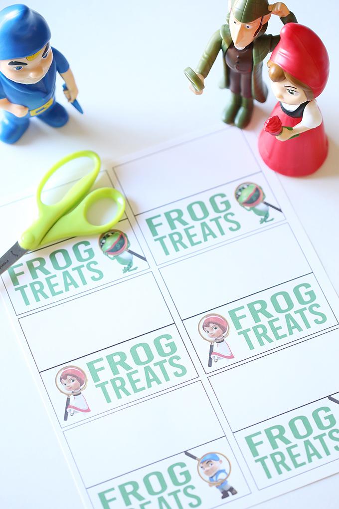 Sherlock Gnomes Frog Treats 8 copy