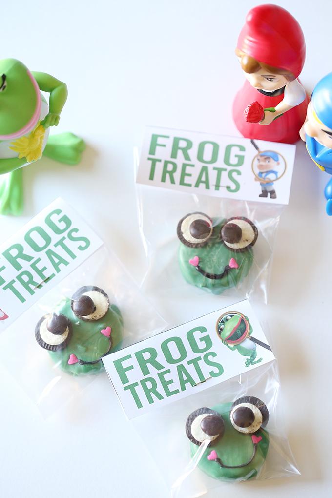 Sherlock Gnomes Frog Treats 9 copy