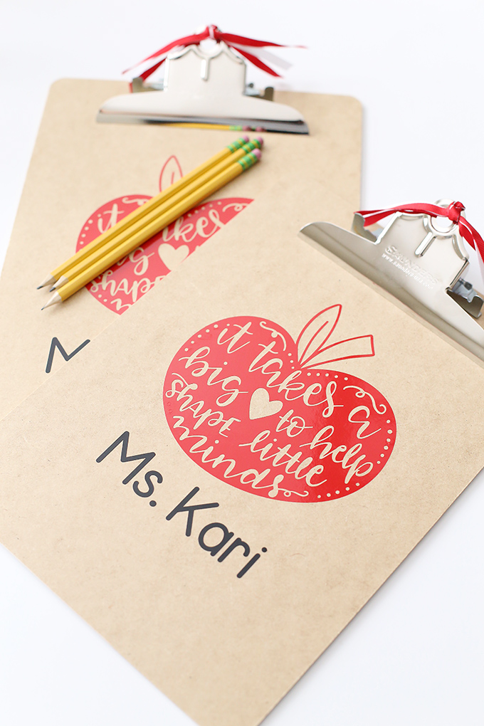 Teacher Appreciation Clipboard Gift Idea 6 copy
