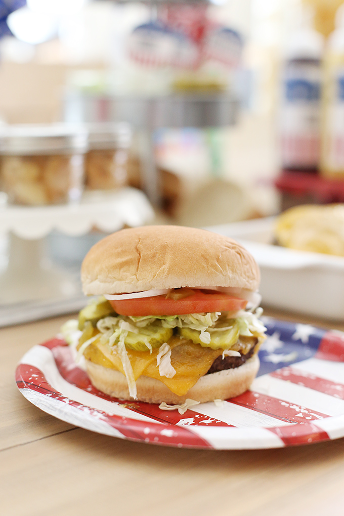 4th of July Burger Bar 15 copy
