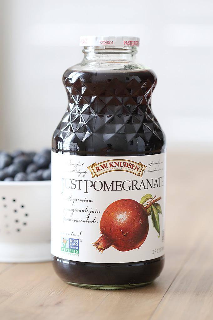 Pomegranate Blueberry Popsicle Recipe 3 copy