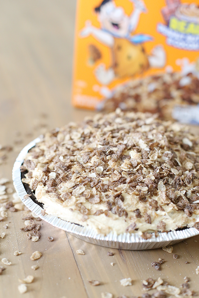 No Bake Peanut Butter Cheesecake Recipe 4 copy