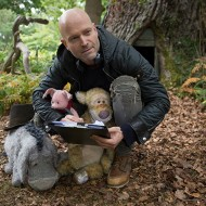 Disney: Director Marc Forster Interview #ChristopherRobinEvent