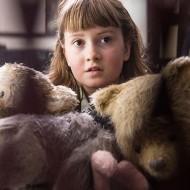 "Disney: Bronte Carmichael ""Madeline Robin"" Interview #ChristopherRobinEvent"