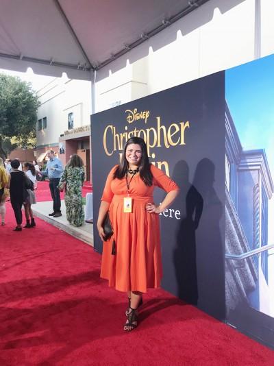 Christopher Robin Red Carpet Premiere in LA
