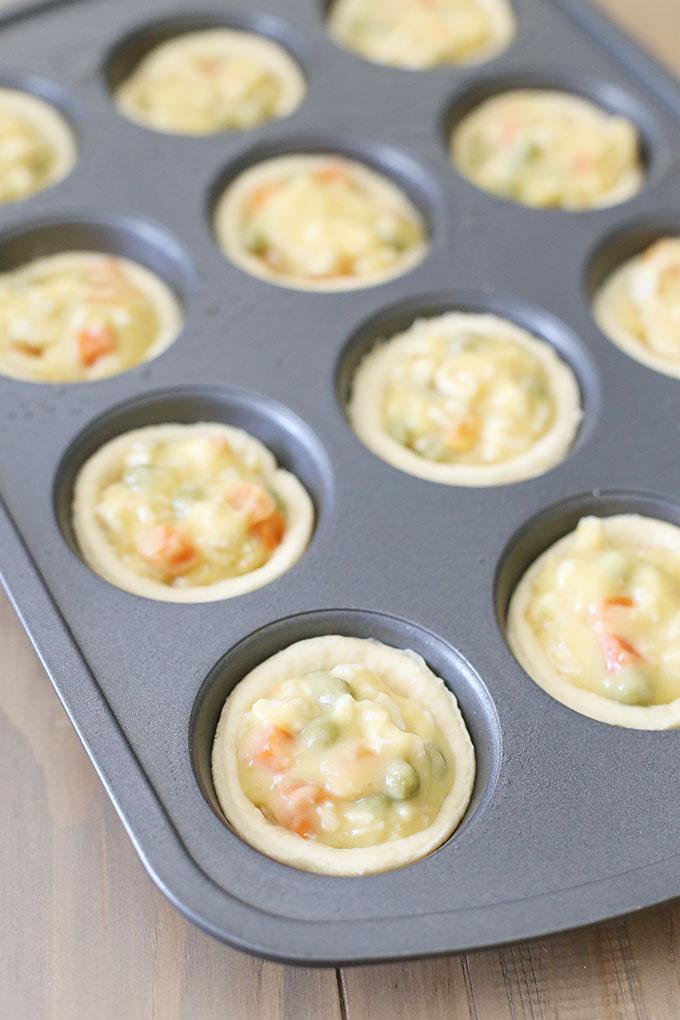 Muffin Tin Chicken Pot Pie 7 copy