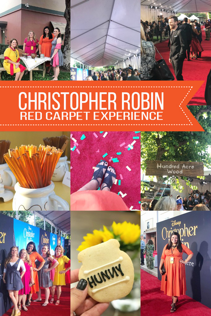 Red Carpet Experience for Christopher Robin copy