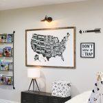 DIY: Modern Farmhouse Playroom Makeover